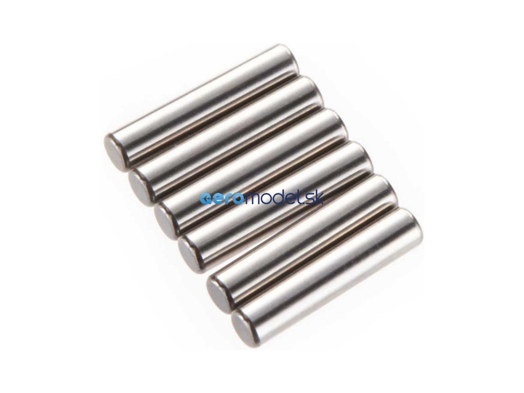 Axial čep 2.5x12mm (6) AXIC3165