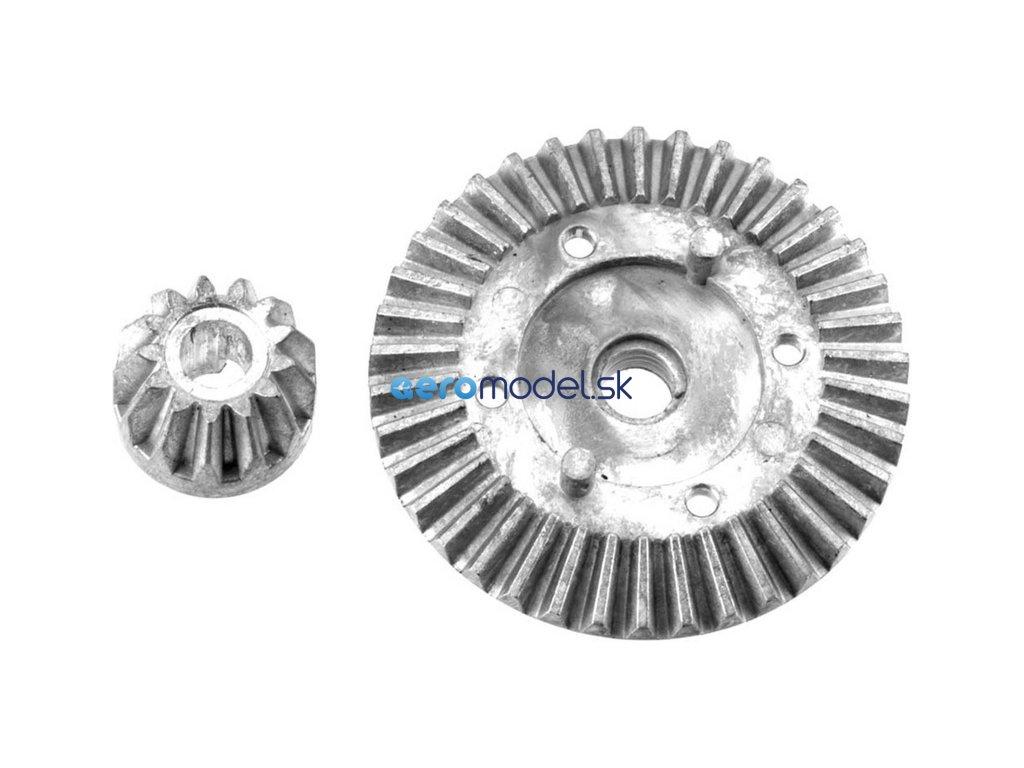 Axial ozubená kola náhonu diferenciálu 13T/38T AXIC3392