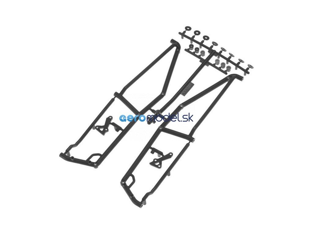 Axial boky trubkového rámu AXIC4340