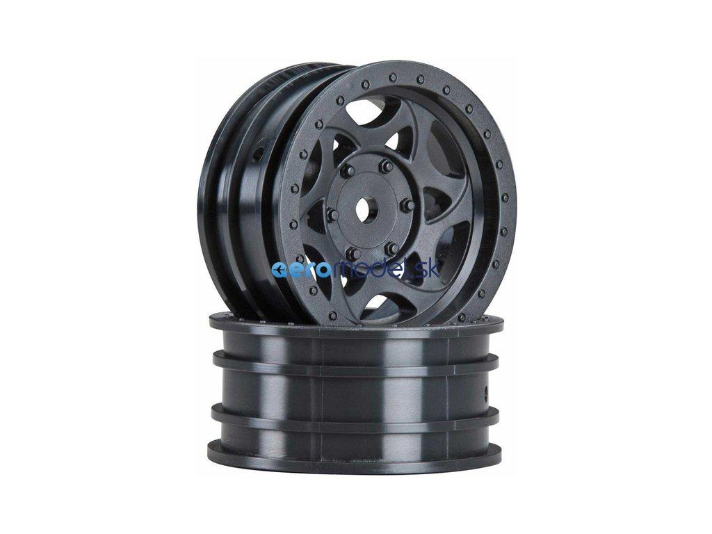 """Axial disk 1.9"""" Walker Evans Street černá (2) AXIC8138"""
