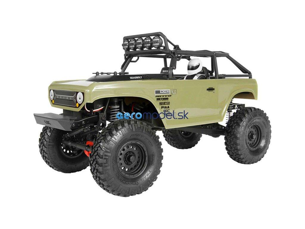 Axial SCX10 II Deadbolt 1:10 4WD RTR AXID9066