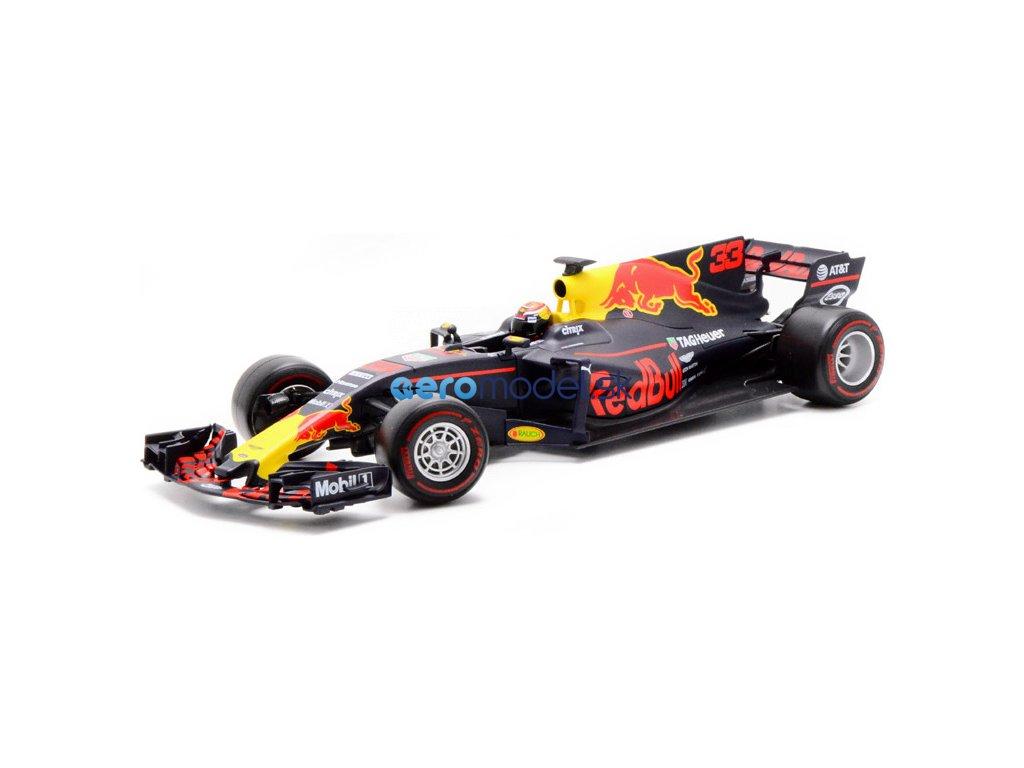Bburago Plus Red Bull Racing RB13 1:18 Verstappen BB18-18002MV