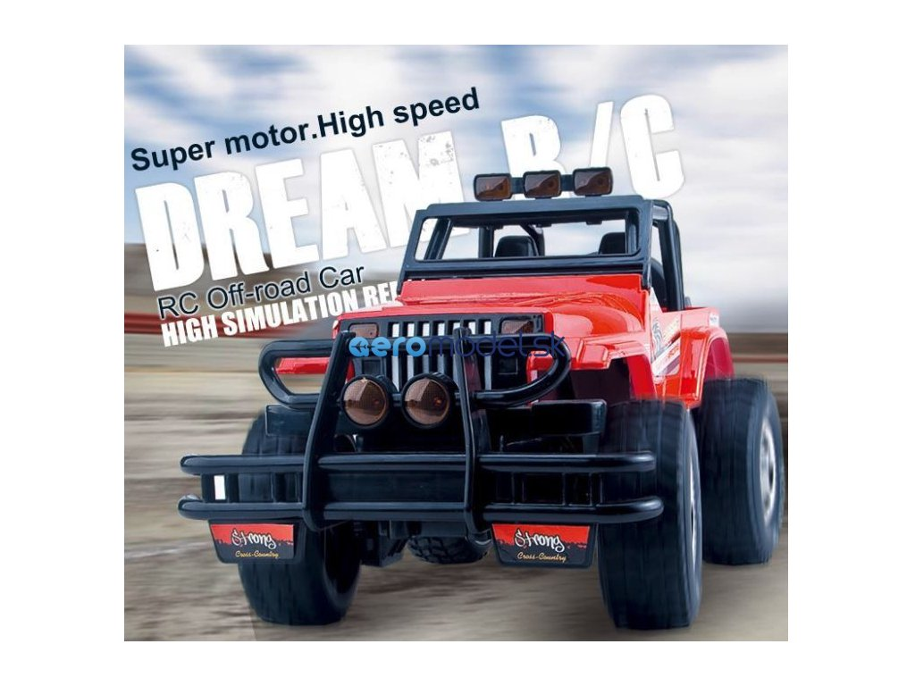 RC AUTO DREAM DRAGON