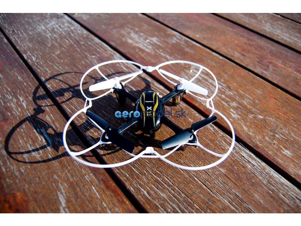SYMA X11- Dron na diaľkové ovládanie čierna