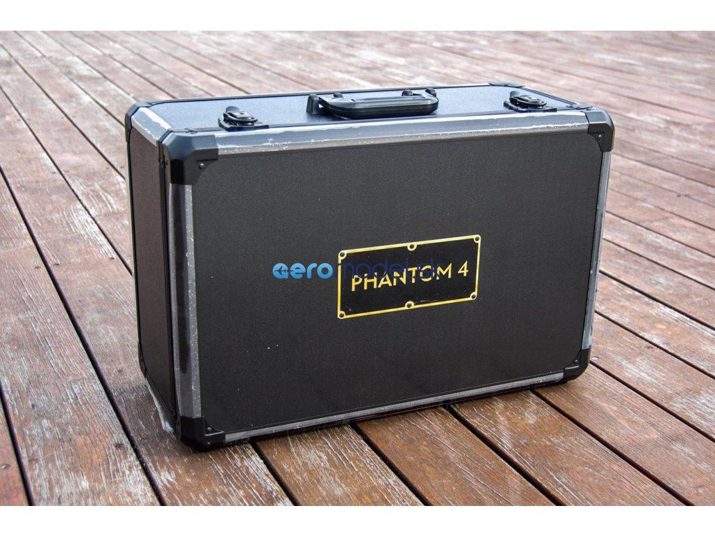 Prepravný kufor pre DJI Phantom 4 ČIERNY