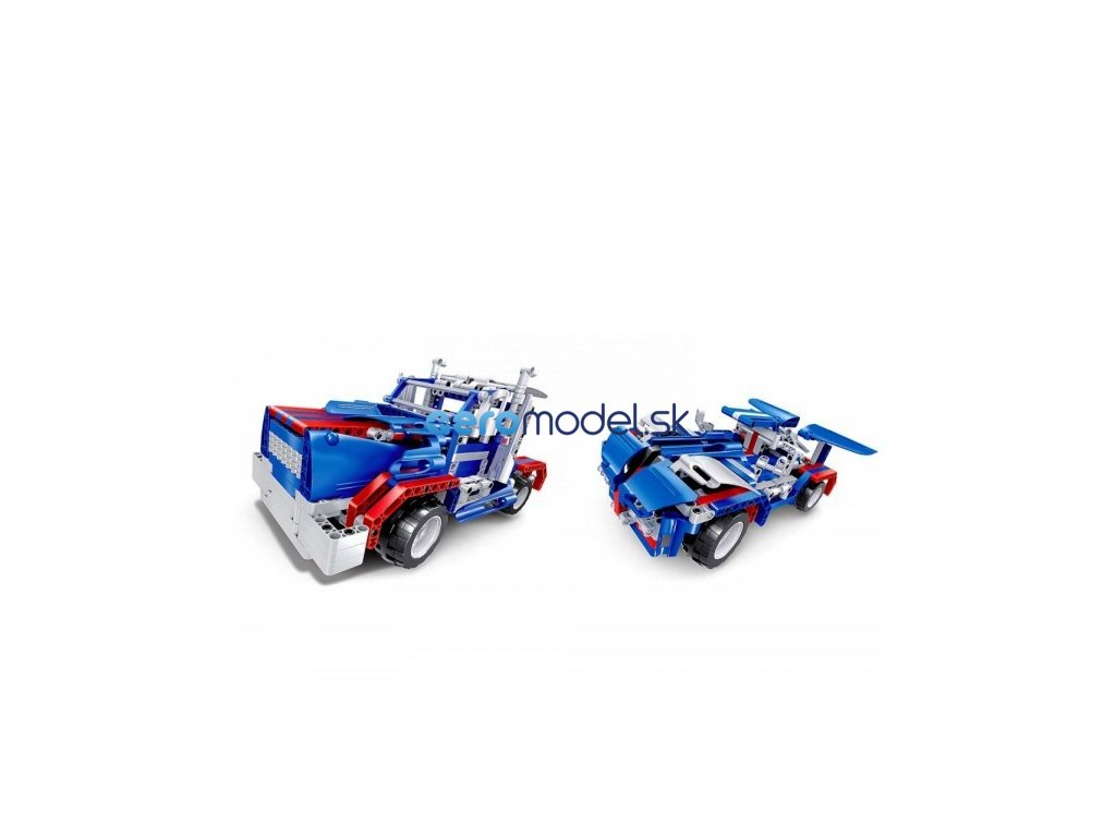 rc kamion a sportak teknotoys active bricks