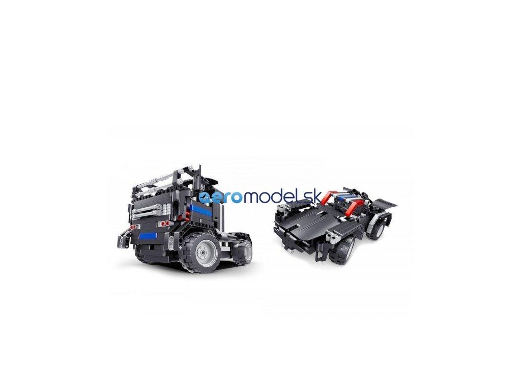 rc kamion a sportak teknotoys active bricks (3)