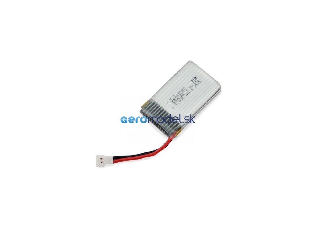 Li-pol akumulátor pro Syma X5, X5C, X5SW, X5SC 3,7V 600mAh