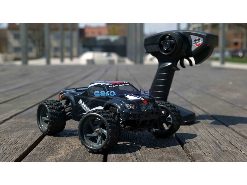 RC auto HIMOTO Monster Truck 1:18 - MASTADON