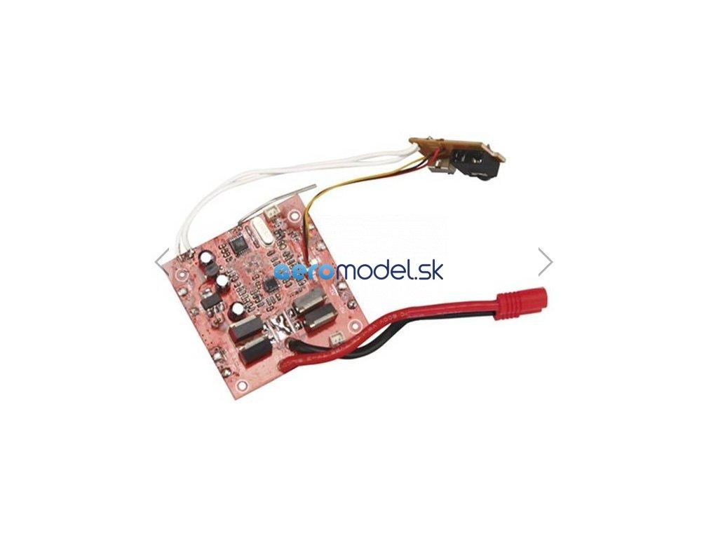 Plošný spoj pre Syma X8C/ X8W/ X8G  Plošný spoj pre Syma X8C X8W X8G
