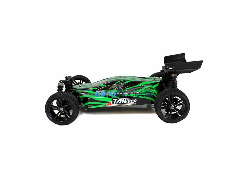 Himoto: Tanto Buggy 1:10 4WD 2.4GHz RTR  RC auto Himoto: Himoto Tanto 2,4 GHz Brushless