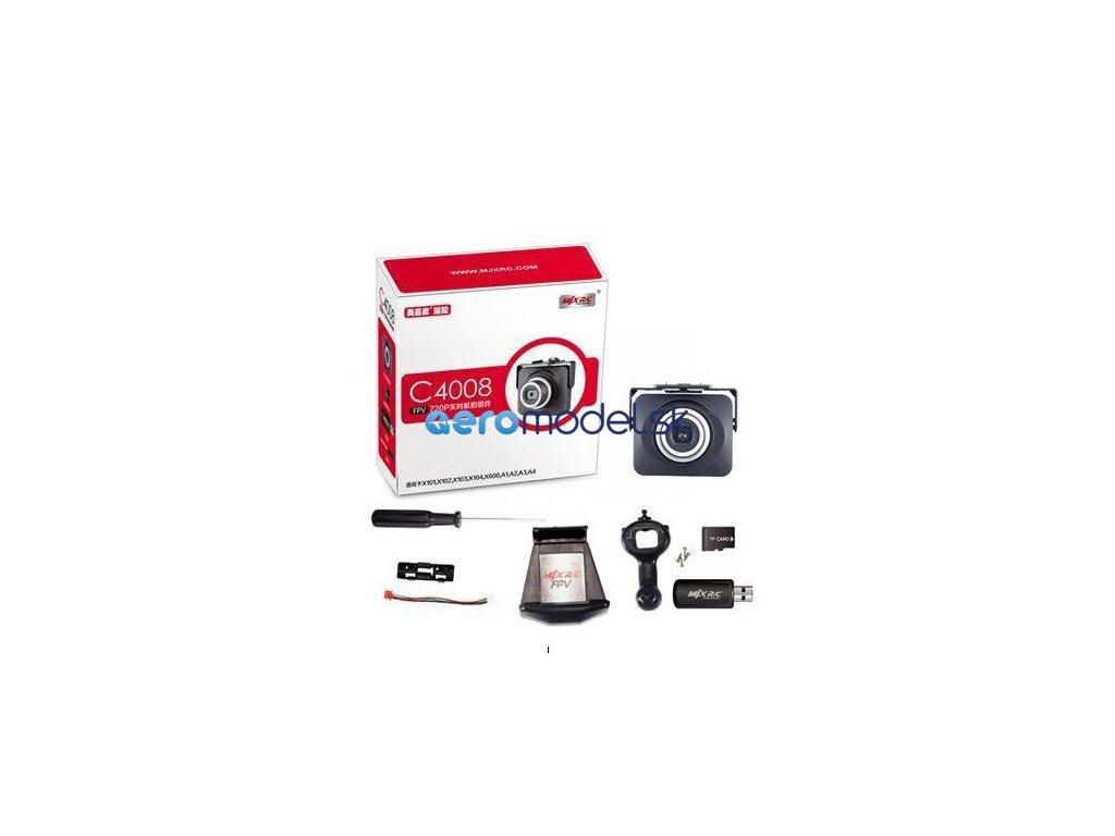 Kamera C4008 pre kvadrokoptéry