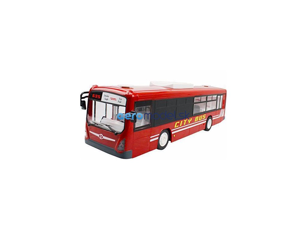 RC Autobus s otváracími dverami 33cm