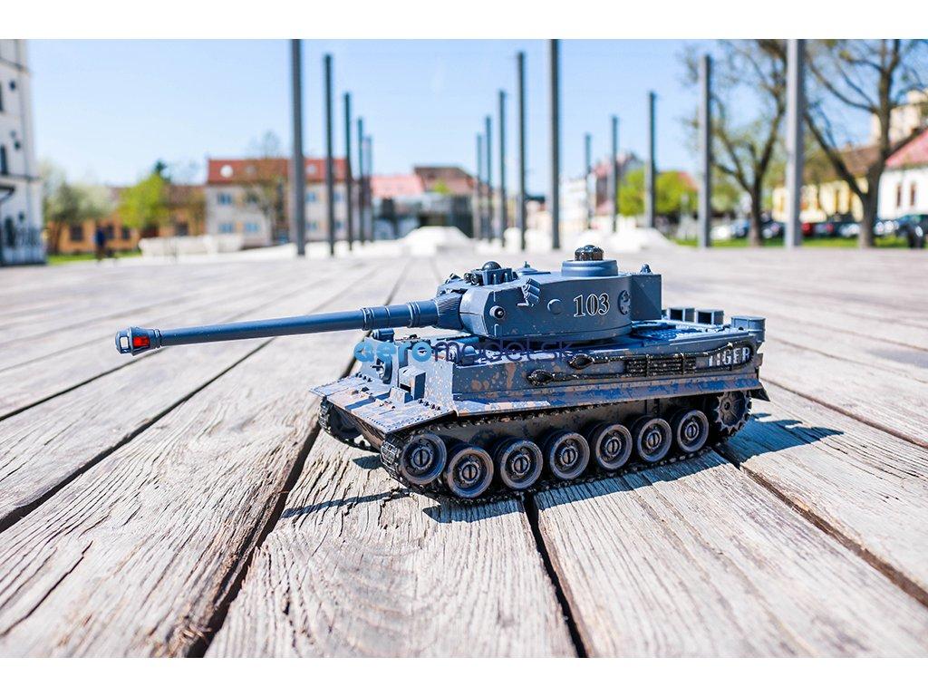 UF Ruský tank T90 1 28 2.4GHz (3 of 17)