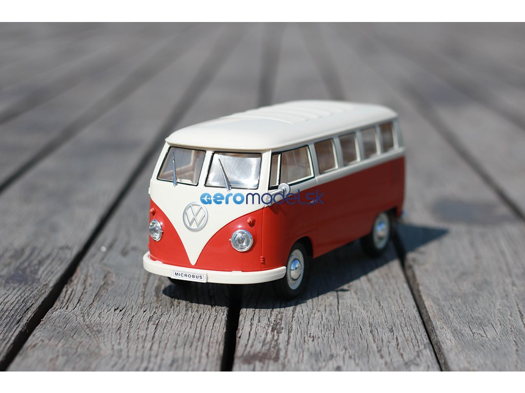 RC AUTOBUS VW T1 CLASSIC BUS 1 16 1963 2 KANAL 2,4GHZ (9 of 12)