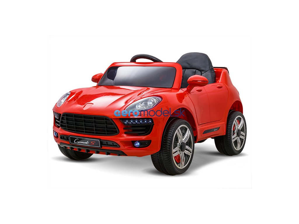 Elektrické autíčko pre deti PORSCHE