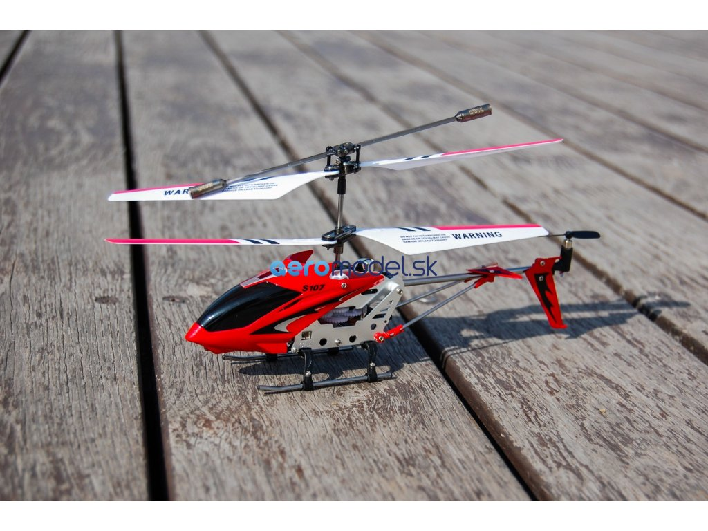 Syma s107 RC vrtuľník
