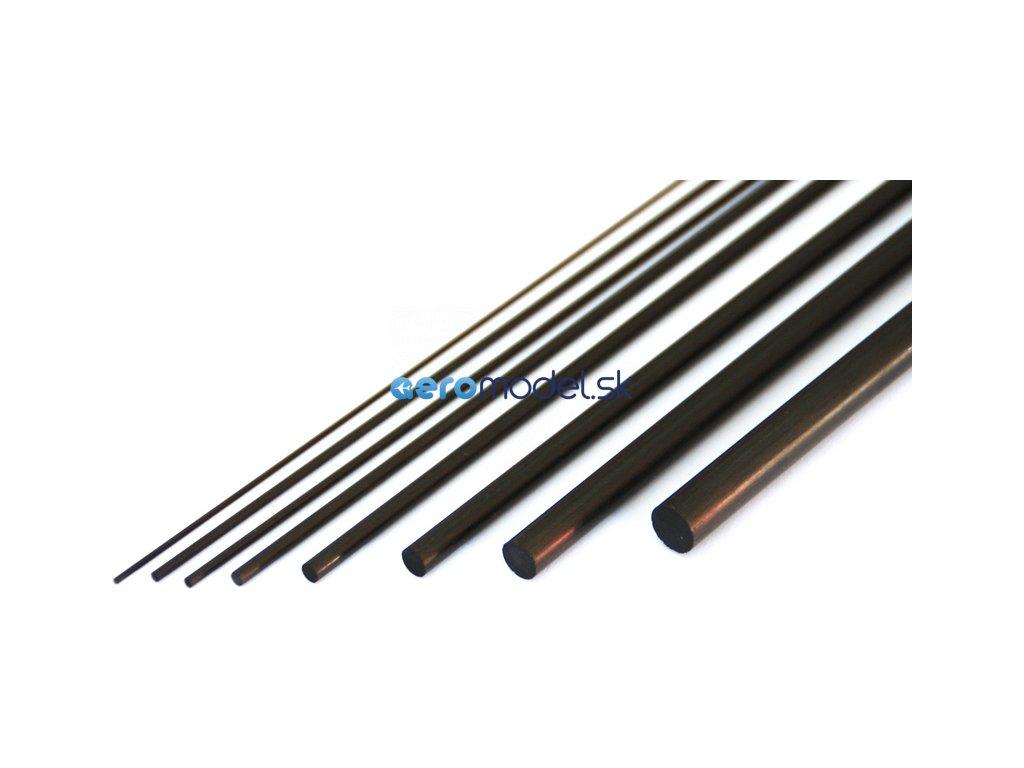 ASTRA Uhlíková tyčka 6.0mm (1m) A1055