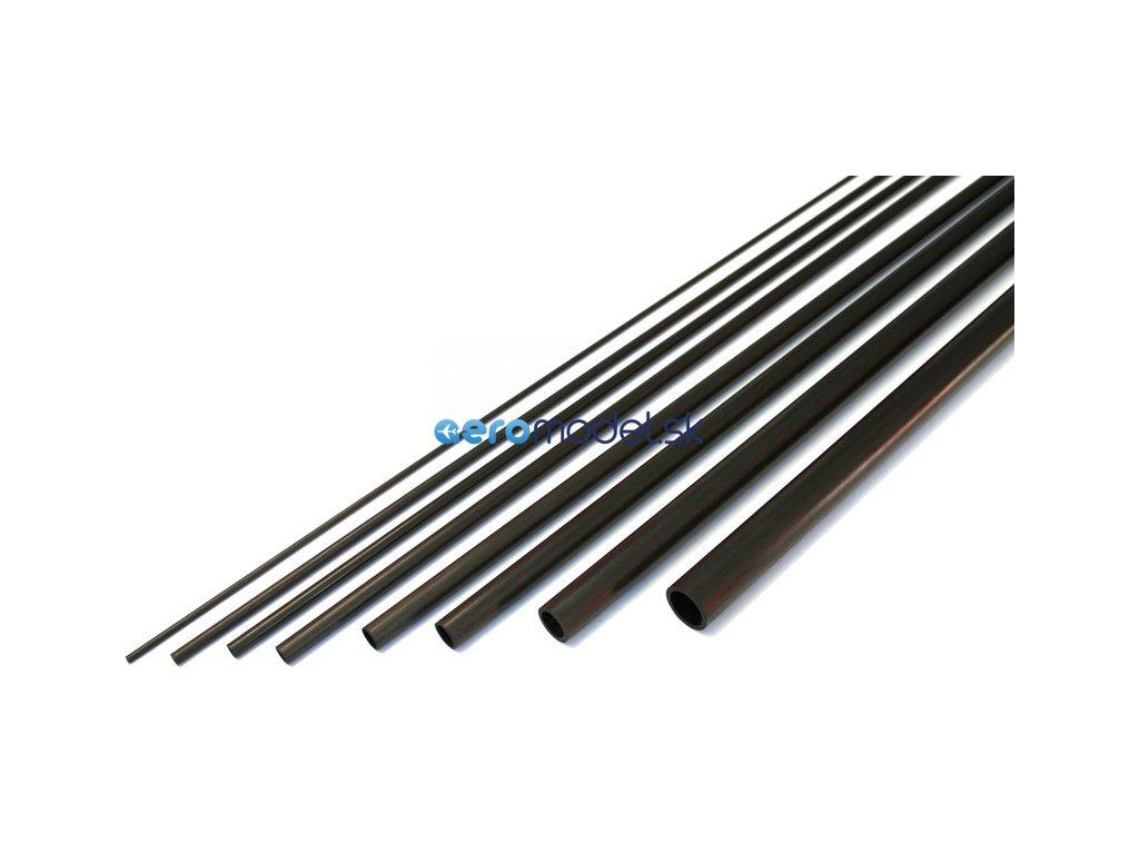 ASTRA Uhlíková trubička 20.0/16.0mm (1m) A1170