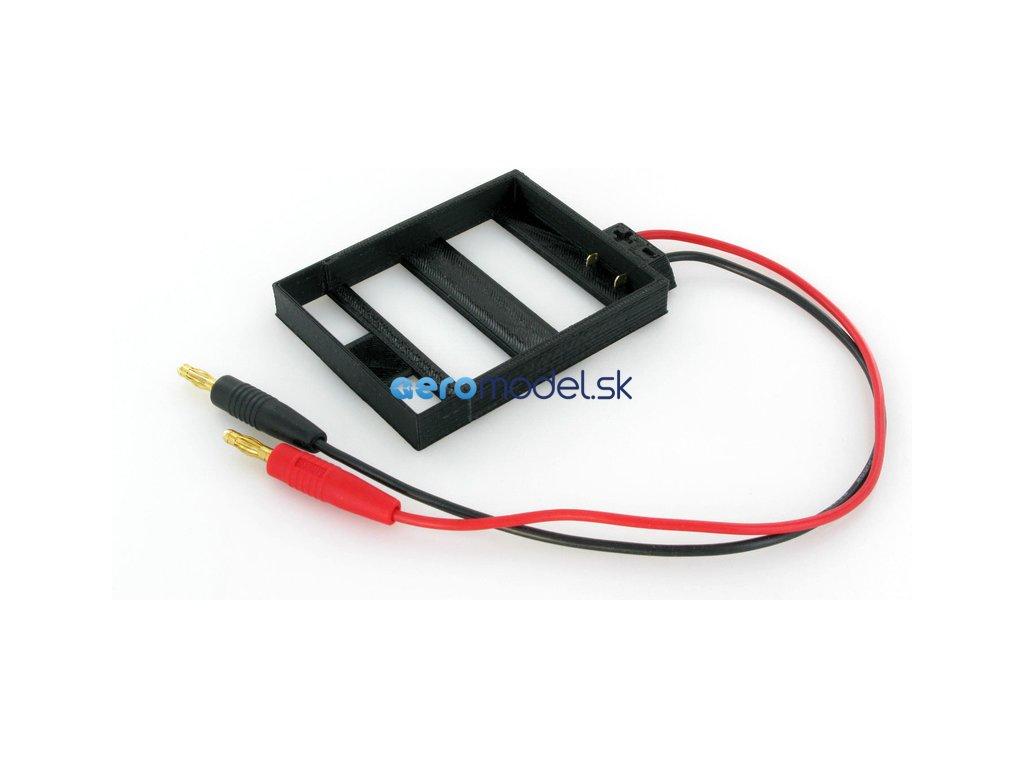 ASTRA Nabíjecí kabel s banánky akumulátoru ST-16S A6023