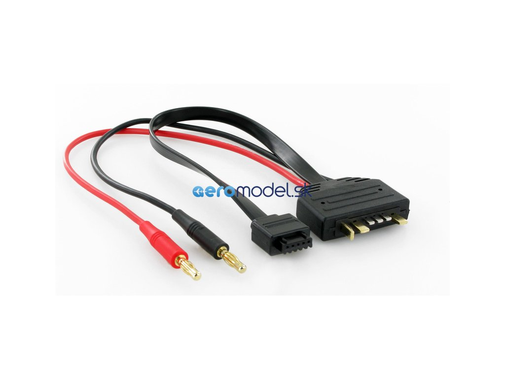 ASTRA Nabíjecí kabel s banánky pro LiPo H520 / Typhoon H Plus A6024