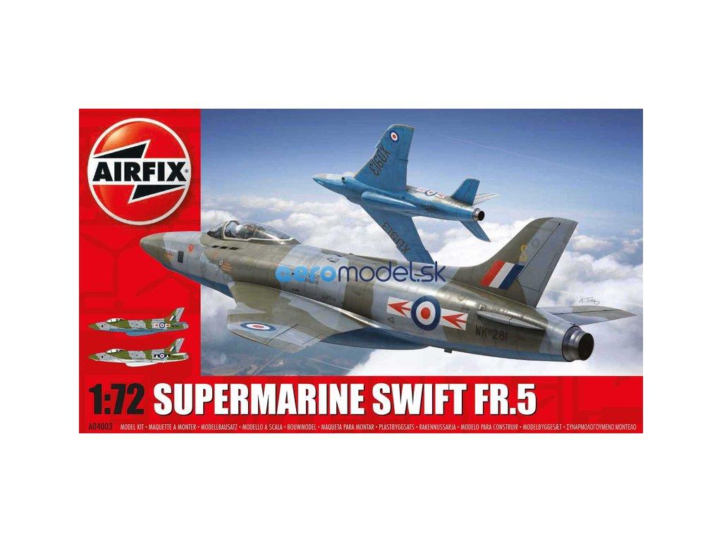 Airfix Supermarine Swift F.R. Mk5 (1:72) AF-A04003