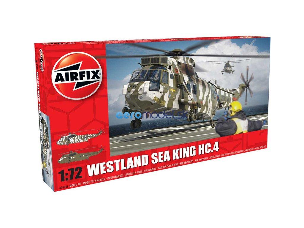 Airfix Westland Sea King HC.4 (1:72) AF-A04056