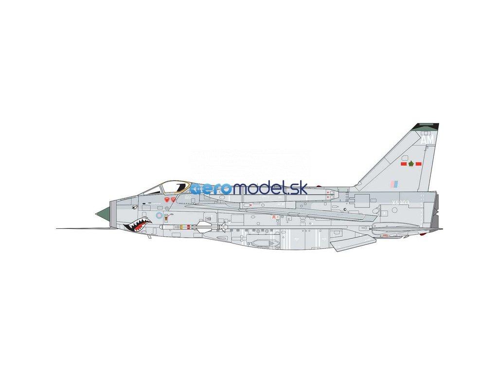 Airfix English Electric Lightning F6 (1:72) AF-A05042A