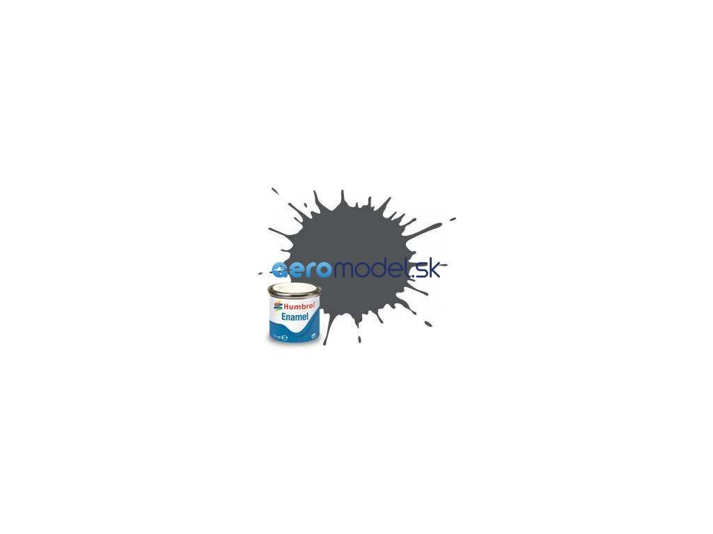 Humbrol emailová barva #10 servisní hnědá lesklá 14ml AF-AA0117