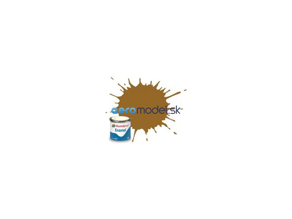 Humbrol emailová barva #26 khaki matná 14ml AF-AA0285