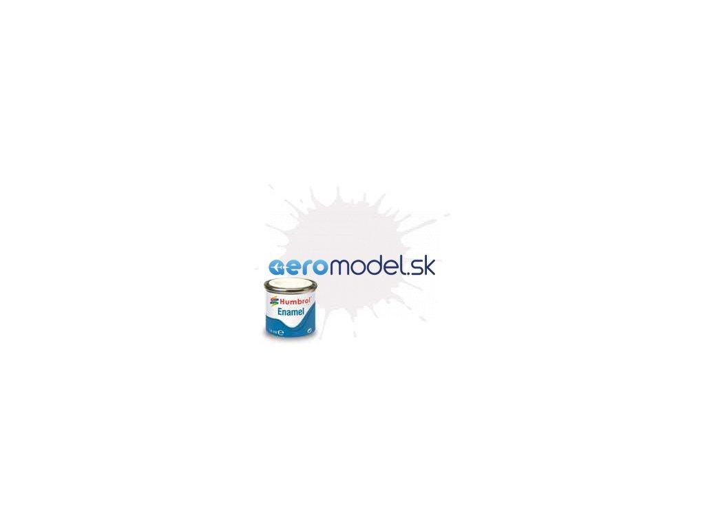 Humbrol emailová barva #35 transparentní lesklá 14ml AF-AA0388