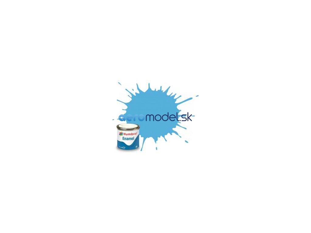 Humbrol emailová barva #47 mořská modrá lesklá 14ml AF-AA0518