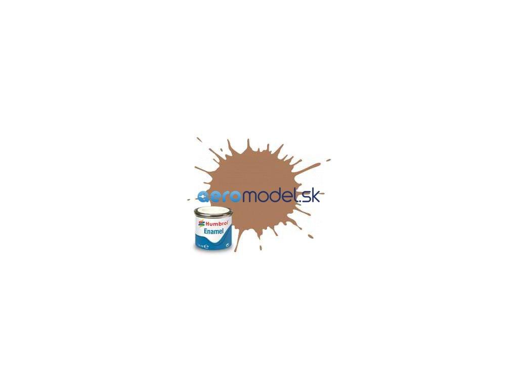 Humbrol emailová barva #118 US bronzová matná 14ml AF-AA1300