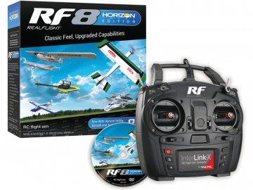 Realfight RealFlight 8 simulátor Horizon Hobby, Interlink-X RFL1000