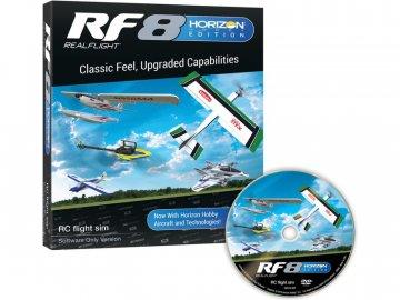Realfight RealFlight 8 simulátor Horizon Hobby jen software RFL1001