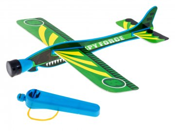 eng pl Flying toy flyer AIRCRAFT ZA2150 12736 6