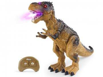 eng pl The interactive Dinosaur walks and breathes the smoke of ZA2420 13477 4