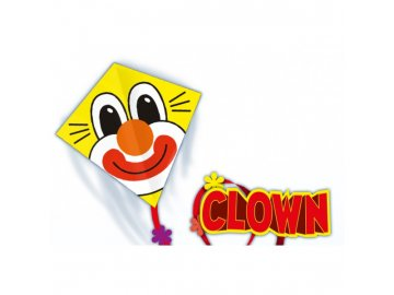 clown 70x70 cm gunther