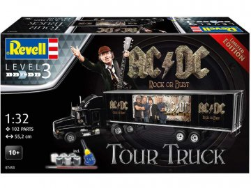 Revell Tour Truck AC/DC (1:32) (giftset) RVL07453