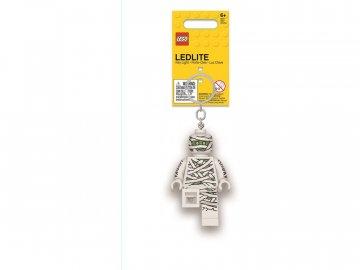 LEGO Licence LEGO svítící klíčenka - Mumie LGL-KE132