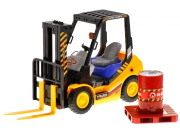 eng pl FORK LIFT TRUCK R C RC0035 7967 2