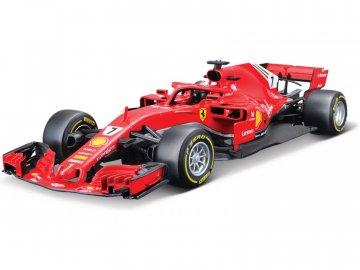Bburago Ferrari SF71-H 1:18 #7 Raikkonen BB18-16806Ra