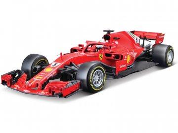 Bburago Ferrari SF71-H 1:18 #5 Vettel BB18-16806Ve