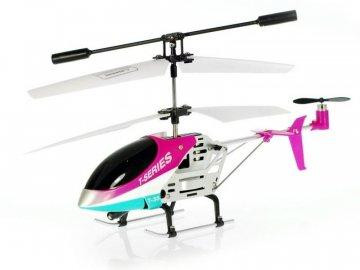 Vrtuľník MJX T638 - Ružový