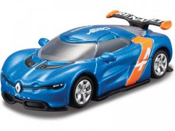 Bburago Renault Alpine A110-50 1:43 modrá BB18-30288