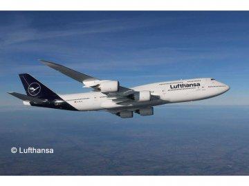 Revell Boeing 747-8 Lufthansa New Livery (1:144) RVL03891