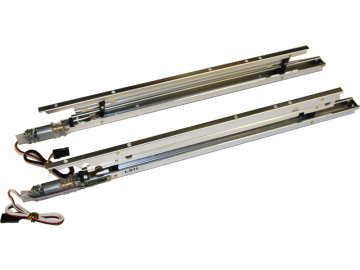 Staufenbiel Elektrické brzdící štíty 255mm (pár) HSF0314058250V2