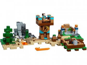 LEGO Minecraft - Kreativní box 2.0 LEGO21135