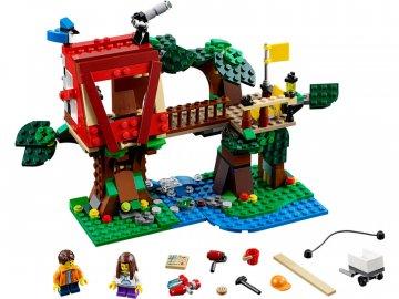 LEGO Creator - Dobrodružství v domku na stromě LEGO31053