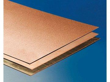 Krick Modelltechnik Krick Plech měděný 0.3x200x100mm KR-80203